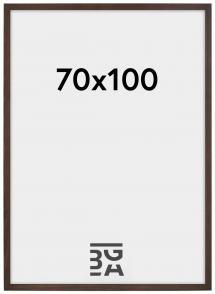 Estancia Stilren Plexiglas Walnuss 70x100 cm