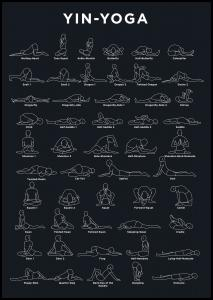 Bildverkstad Yoga - Navy