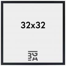 Galleri 1 Edsbyn Schwarz 32x32 cm