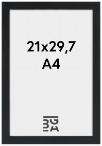 Stilren Schwarz 21x29,7 cm (A4)