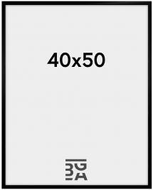 BGA Nordic New Lifestyle Schwarz 40x50 cm