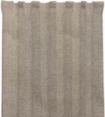 Redlunds Vorhangschal Midnight 300 cm - Light Grey