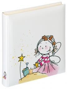 Walther Kinderalbum Fee Kindergarten - 28x30,5 cm (50 weiße Seiten / 25 Blatt)