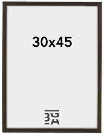 Galleri 1 Edsbyn Walnuss 30x45 cm