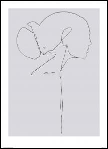 Bildverkstad Female lines II