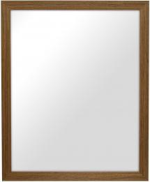 Spegelverkstad Spiegel Timber Teak - Maßgefertigt