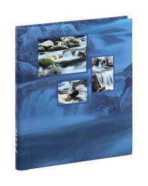 Difox Singo Album selbstklebend Blau (20 weiße Seiten / 10 Blatt)