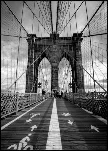 Lagervaror egen produktion Brooklyn Bridge