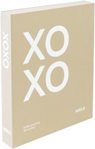 KAILA KAILA XOXO Nude - Coffee Table Photo Album (60 Schwarze Seiten)