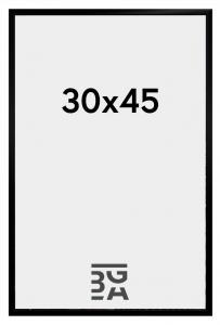 BGA Nordic New Lifestyle Schwarz 30x45 cm