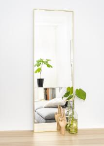 Estancia Spiegel Narrow Gold 40x120 cm