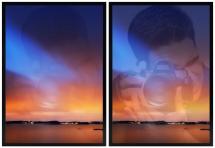 Ramverkstad Maßgefertigtes reflexfreies Glas - UltraVue UV70