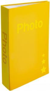ZEP ZEP Fotoalbum Gelb - 402 Bilder 11x15 cm