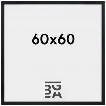 Stilren Schwarz 60x60 cm