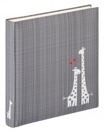Walther Little Darling Album - 28x30,5 cm (50 weiße Seiten / 25 Blatt)