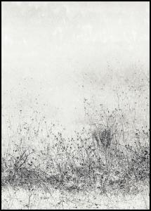 Bildverkstad The endless grassfields Poster