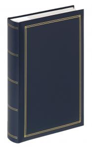Walther Monza Album Memo Blau - 300 Bilder 10x15 cm