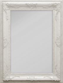 Artlink Spiegel Palermo Antique Weiß 60x90 cm