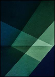 Bildverkstad Green & Blue Graphic