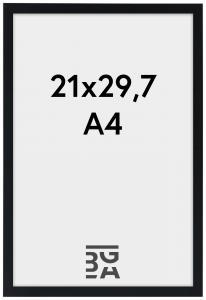 Galleri 1 Edsbyn Schwarz 21x29,7 cm (A4)