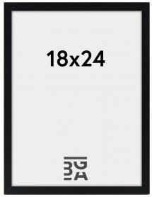 Galleri 1 Edsbyn Schwarz 18x24 cm