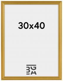 Artlink Frigg Bilderrahmen Gold 30x40 cm