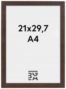 Estancia Stilren Walnuss 21x29,7 cm (A4)