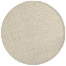 Dixie Teppich Jenny - Sandmeliert 150 cm Ø