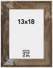 Estancia Superb Holzbraun 13x18 cm