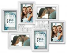 ZEP Aveiro Collage-Rahmen - 6 Bilder