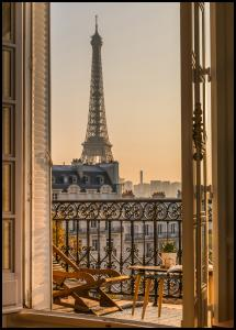 Bildverkstad Afternoon In Paris Poster