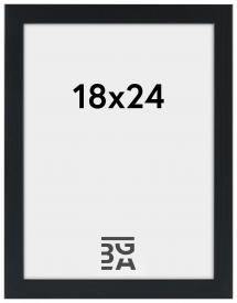 Estancia Stilren Schwarz 18x24 cm