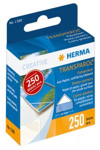 Herma Fotoecken - 250 Stk.