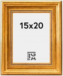 Estancia Rahmen Rokoko Gold 15x20 cm