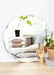 KAILA KAILA Runder Spiegel Deluxe 60 cm Ø