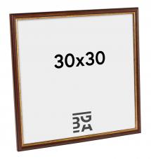 Horndal Braun 30x30 cm