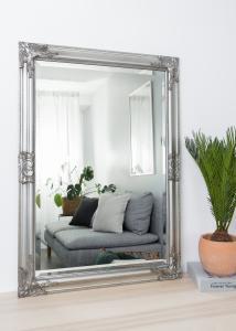 Artlink Spiegel Bologna Silber 60x90 cm