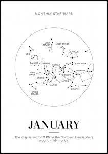 Bildverkstad Monthly star January