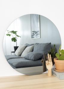 KAILA KAILA Runder Spiegel Smoked Grey 70 cm Ø