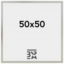Galleri 1 Edsbyn Silber 50x50 cm