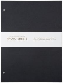 Printworks Refill Sheets - Coffee Table Photo Album 10 pcs (L)