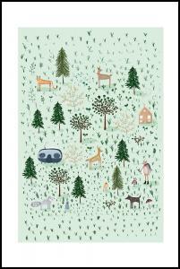 Bildverkstad Tiny Forest