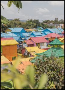 Bildverkstad Colorful Village