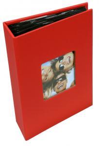 Walther Fun Album Rot - 100 Bilder 10x15 cm