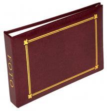 Classic Line Pocket Album Rot - 36 Bilder 10x15 cm