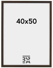 Galleri 1 Edsbyn Walnuss 40x50 cm