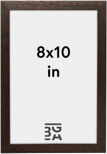 Galleri 1 Brown Wood 8x10 inches (20,32x25,4 cm)