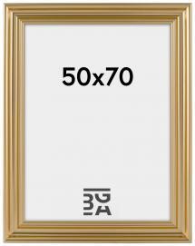Focus Rahmen Charleston Gold 50x70 cm