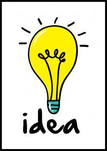 Bildverkstad Lightbulb