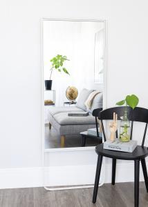 Artlink Spiegel Elly Weiß 60x160 cm